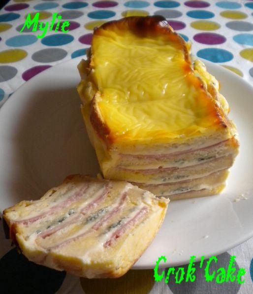croq'cake 2