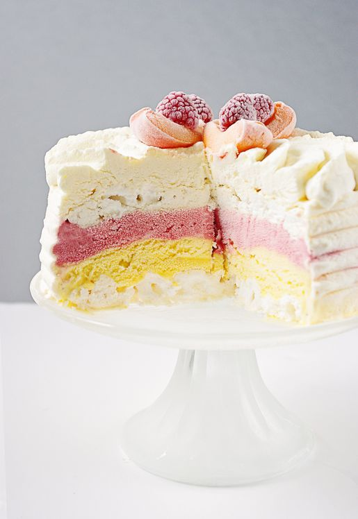 Two Layer Cake Pictures