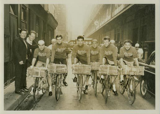 1963 team le parisien