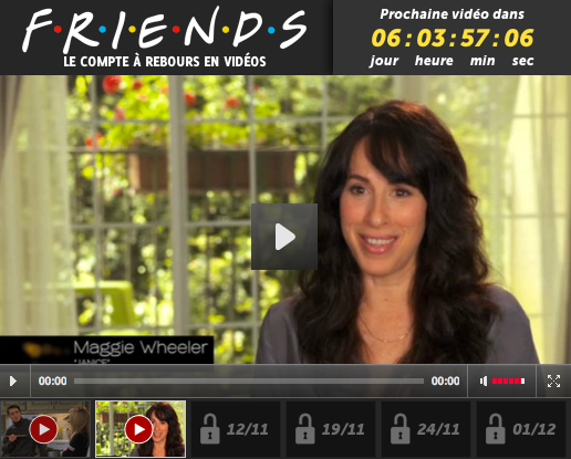 Friends Lecteur Video