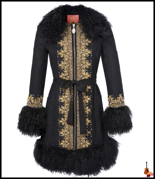 Manteau Moscow Manoush