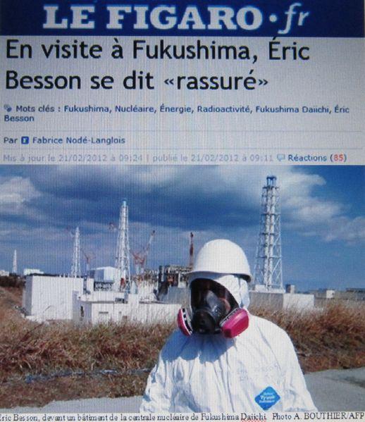 d 004 r E Besson FUKUSHIMA