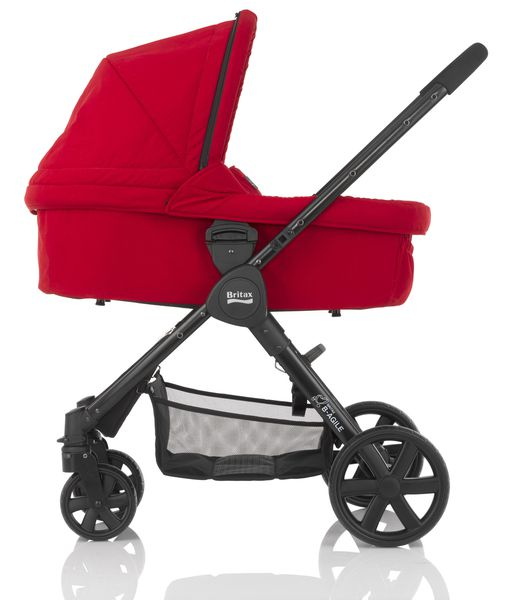 b-agile 01 carrycot chilipepper br
