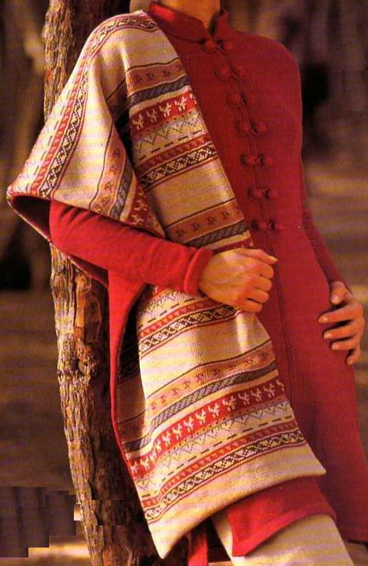 Tricot la robe chinoise la boutique du tricot et des - Boutique des loisirs creatifs ...