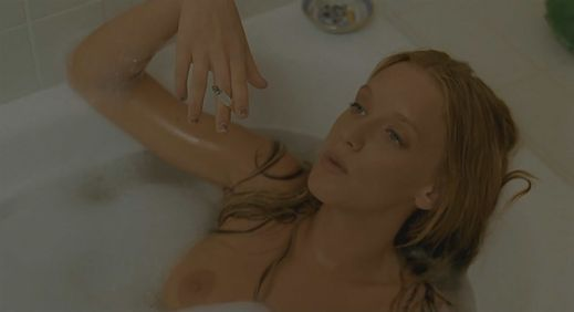 Ludivine Sagnier dans Swimming Pool