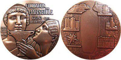 Medaille-Fondation-de-Marseille