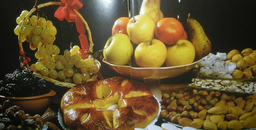 Noel dessert