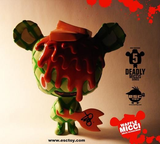 The Bloody Micci by Erick Scarecrow