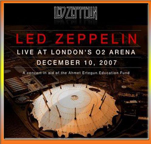 Led Zeppelin O2