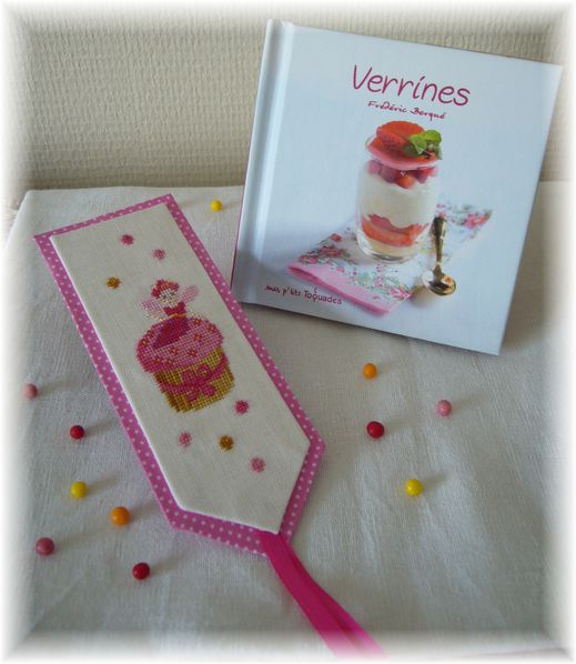 Marque page gourmandise 1