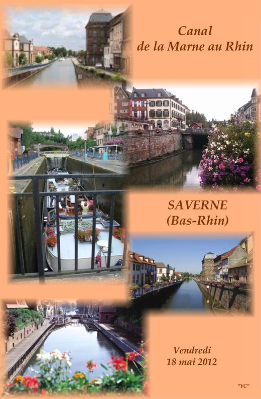 CANAL SAVERNE