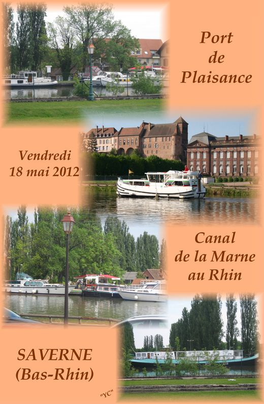PORT DE PLAISANCE SAVERNE