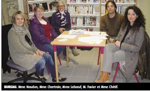Photo Lizieres-bibliotheque
