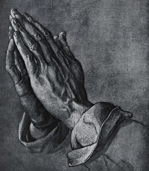 praying hands albrecht durer
