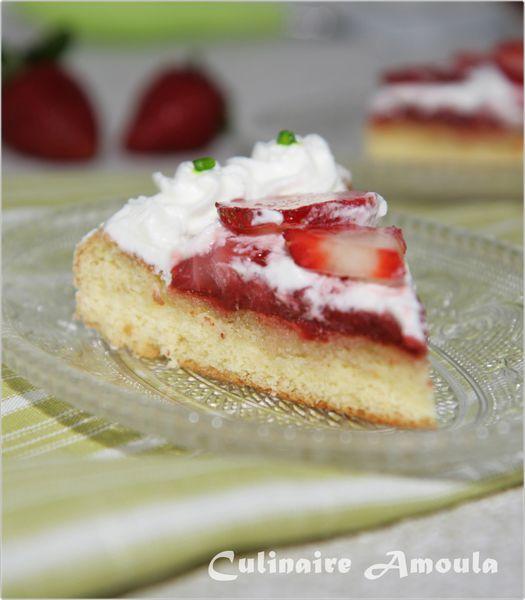 gateau aux fraises4