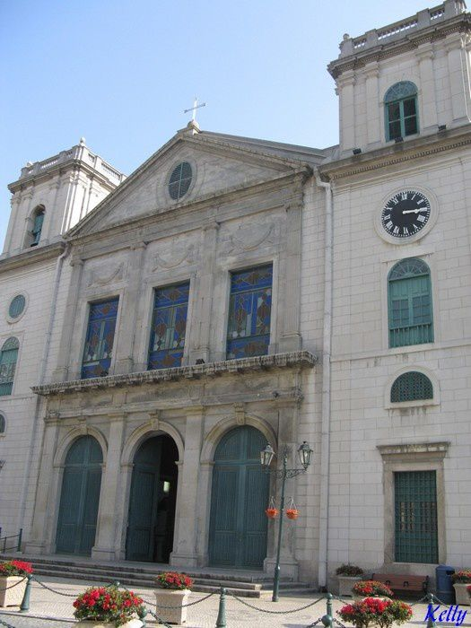 Cathedrale de Macao