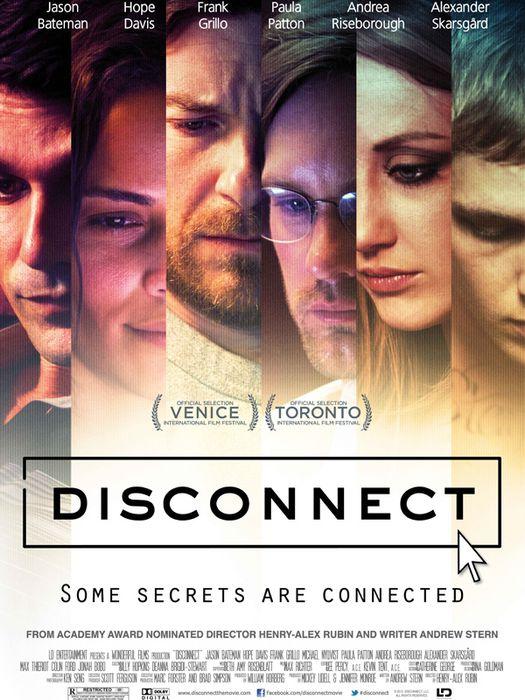 Disconnect-affiche