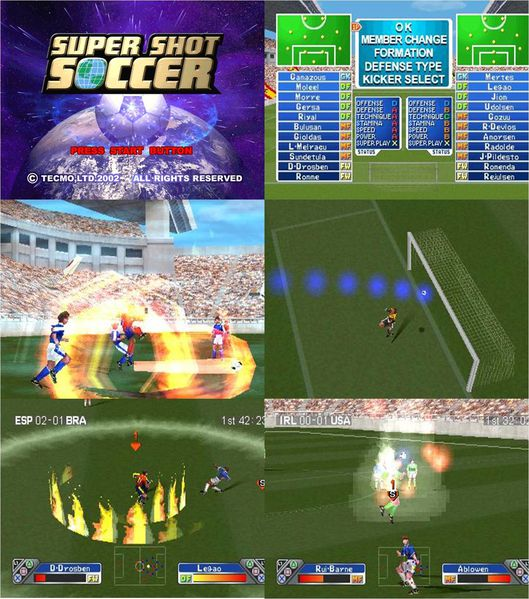 Super Shoot Soccer