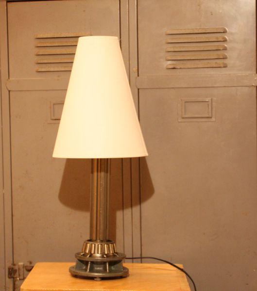lampe cannelé