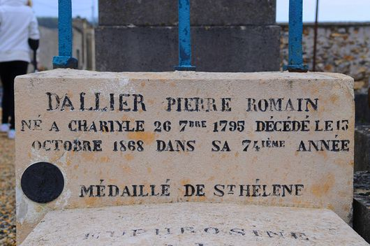 DALLIER Pierre Romain ( Charly sur Marne )