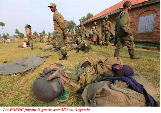 FRDC en ouganda