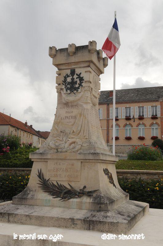 LE MESNIL-SUR-OGER ( Marne ) photo Didier Simonnet---