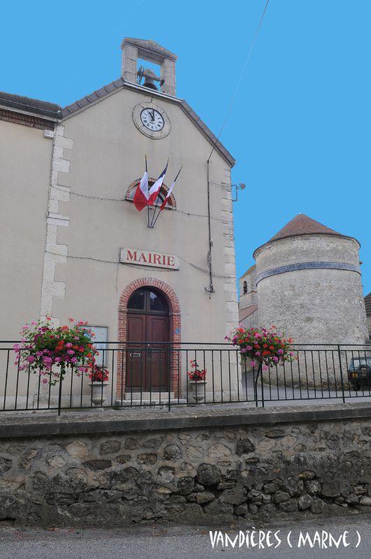 VANDIERES ( Marne ) Didier Simonnet-
