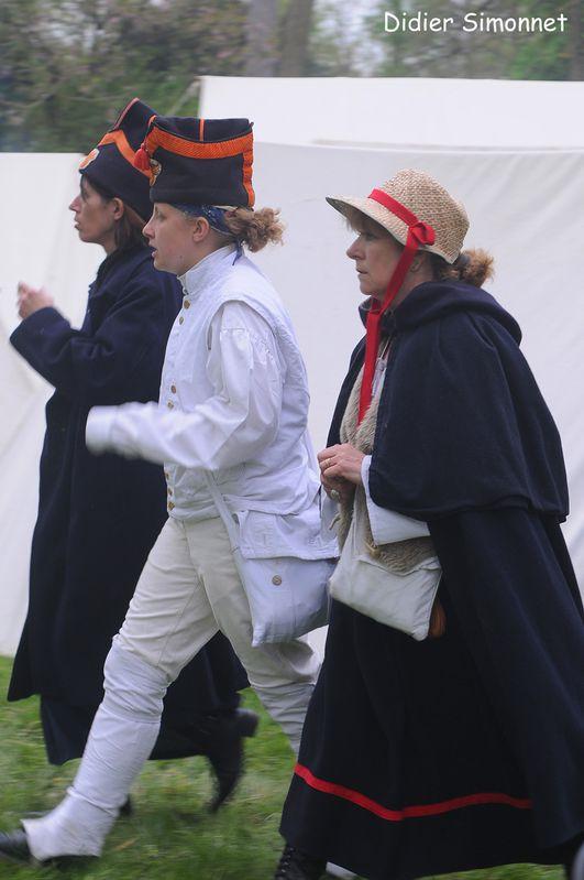Bicentenaire des adieux de Napoléon-09