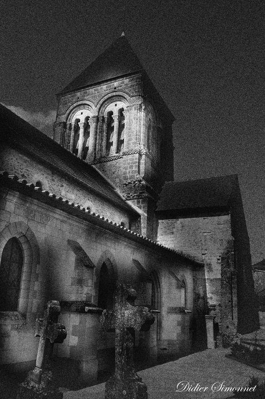 Thibie,l'église--- ( Didier Simonnet )