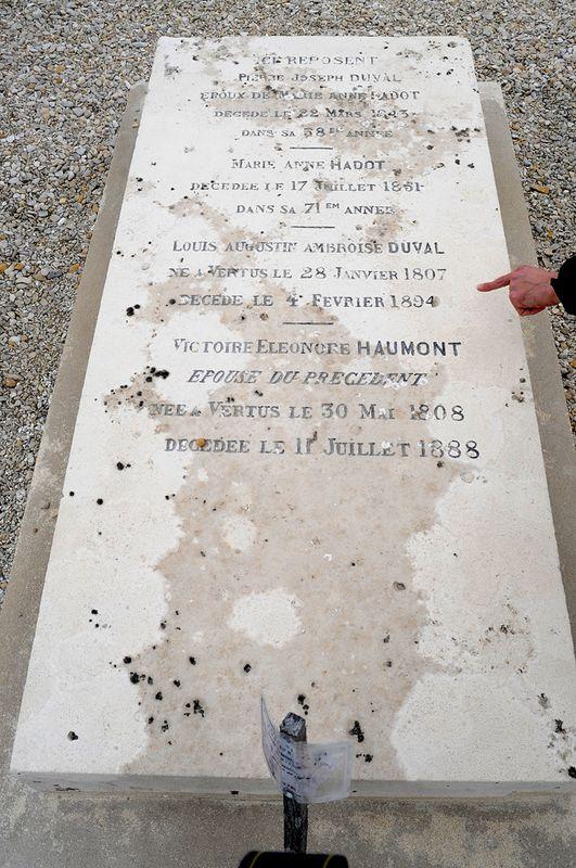 Campagne de France 1814 (53) DUVAL