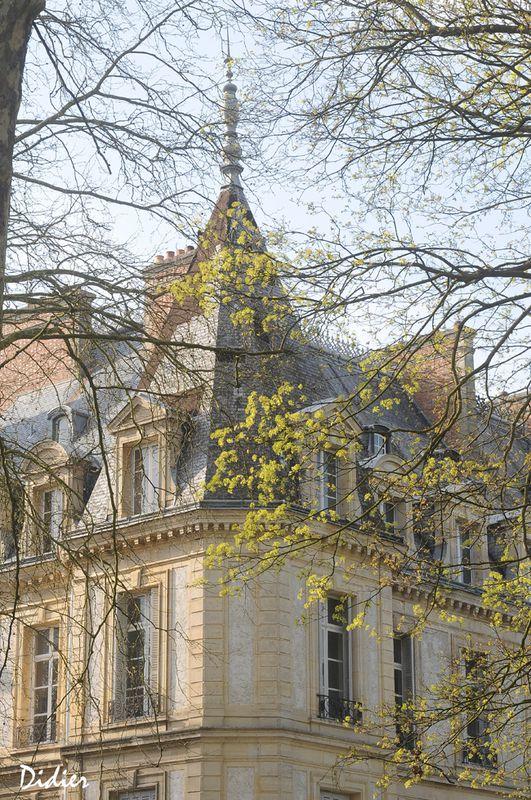 Santeny, château de la Perrières ( Didier Simonnet )