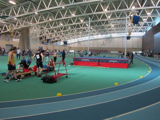 manchester indoor track sportcity
