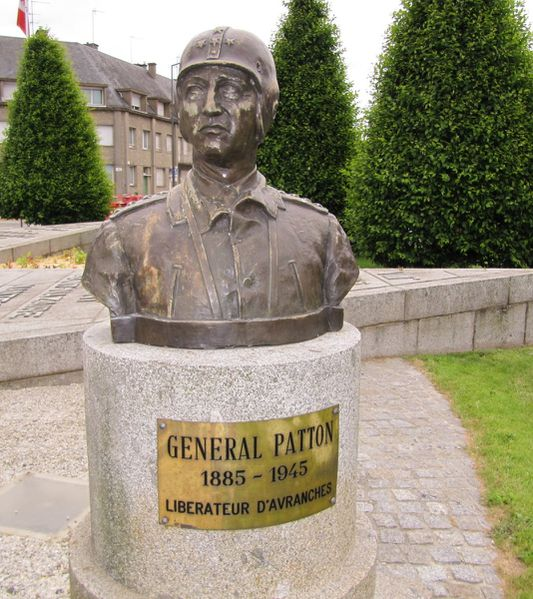 2746 Mémorial de Patton, Avranches