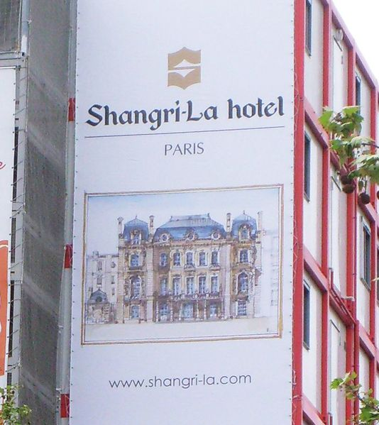 photo shangri la hotel 5