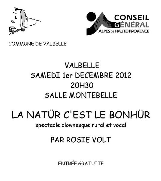 spectacle 1.12.2012