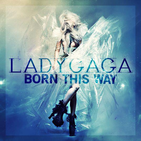 lady gaga born this way album artwork. lady gaga born this way album