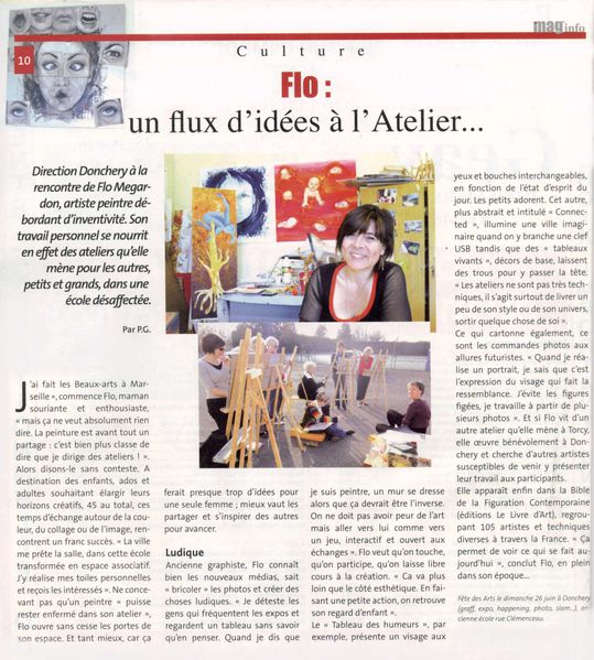 Article Mag'Info 06-2011BLOG