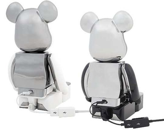 Be@rbrick Iphone/Ipod Speaker System by Medicom Toy