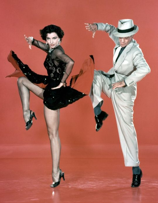 Cyd Charisse et Fred Astaire 1