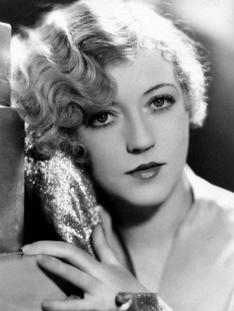 maquillage femme 1930
