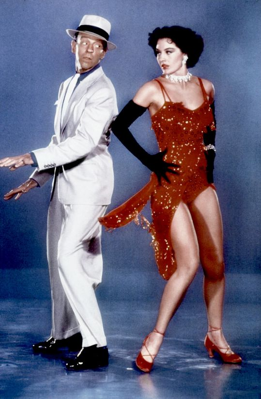 Cyd Charisse et Fred Astaire 2