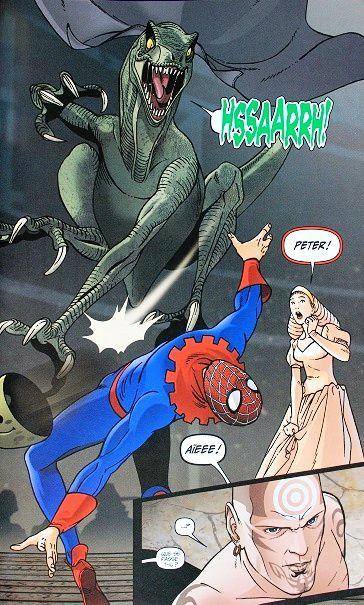Spiderman 1602 IV
