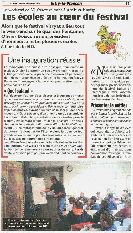 L Union 2012 10 06 ecoles blog 1