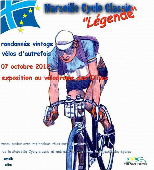 R affichecycloclassic marseille 2012