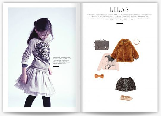 lilas magazine Smallable rentrée 2012