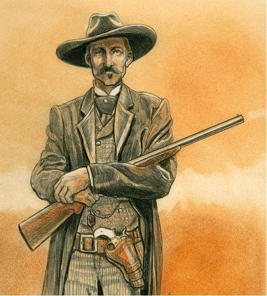 Doc Holliday Paint