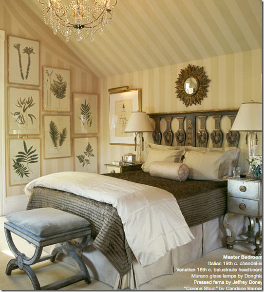 La chambre idees deco le blog de for Interieur style cottage anglais