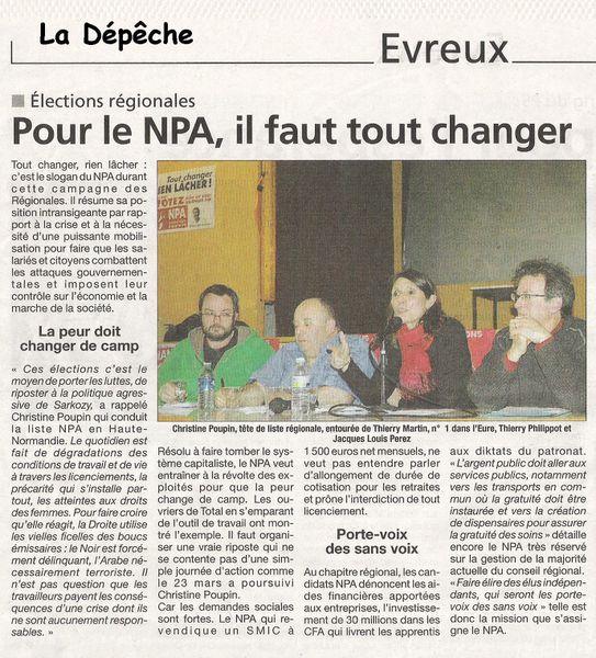 NPA-La Depeche-0-3-10