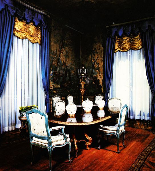 windsor paris dining room