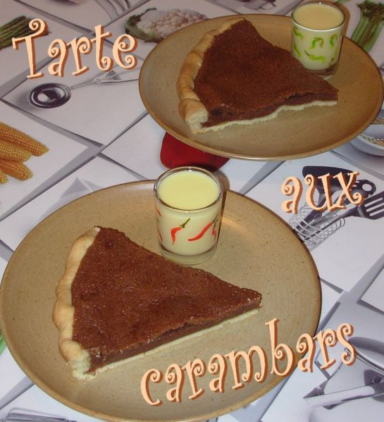 Tarte aux carambars4